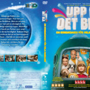 Upp i det blå (2016) R2 DVD Swedish Cover