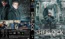 Sherlock - Season 4 (2017) R1 Custom Cover & Labels