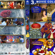 Beauty and the Beast Triple Feature (1991-1998) R1 Custom Cover