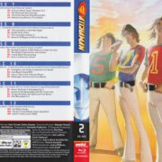 Gatchaman: Box 2 (1972) R1 Blu-Ray Cover