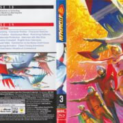 Gatchaman: Box 3 (1972) R1 Blu-Ray Cover