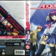 Angel Beats (2010) R1 Blu-Ray Cover