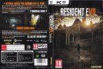 Resident Evil 7 Biohazard (2017) FR NL Custom PC Cover