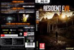 Resident Evil 7 Biohazard (2017) German Custom PC Cover