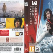Mirrors Edge Catalyst (2016) FR NL PC Cover & Labels