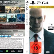 Hitman The Complete First Season (2017) German Custom PS4 Cover & Label