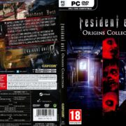 Resident Evil Origins Collection (2016) FR NL Custom PC Cover & Labels