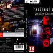 Resident Evil Origins Collection (2016) German Custom PC Cover & Labels