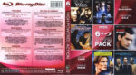 High Powered Action Pack (2012) R1 Blu-Ray Cover & Labels