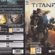Titanfall (2014) FR NL PC Cover & Labels