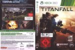 Titanfall (2014) German XBOX 360 Cover