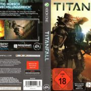 Titanfall (2014) German XBOX ONE Cover