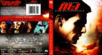 Mission Impossible (1996) R1 Blu-Ray Cover