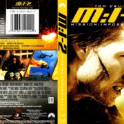 Mission Impossible II (2000) R1 Blu-Ray Cover