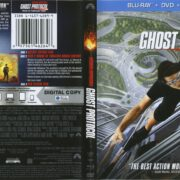 Mission Impossible – Ghost Protocol (2011) R1 Blu-Ray Cover