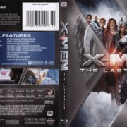 X-Men – The Last Stand (2006) R1 Blu-Ray Cover
