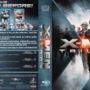 X-Men – Original Trilogy (2000-2006) R1 Blu-Ray Cover