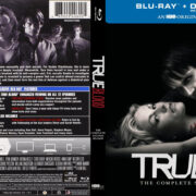 True Blood: Season 2 (2009) R1 Blu-Ray Cover