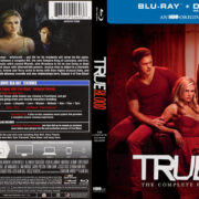 True Blood: Season 4 (2011) R1 Blu-Ray Cover