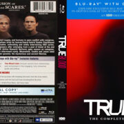 True Blood: Season 6 (2013) R1 Blu-Ray Cover