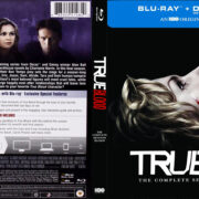 True Blood: Season 7 (2014) R1 Blu-Ray Cover