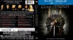 Game Of Thrones: Season 1 (2011) R1 Blu-Ray Cover
