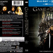 Game Of Thrones: Season 1 (2011) R1 Blu-Ray Cover