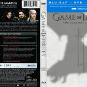 Game Of Thrones: Season 3 (2013) R1 Blu-Ray Cover
