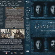 Game Of Thrones: Season 6 (2016) R1 Blu-Ray Cover
