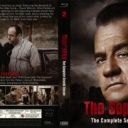 The Sopranos: Season 2 (2000) R1 Blu-Ray Cover