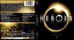 Heroes: Season 1 (2006) R1 Blu-Ray Cover