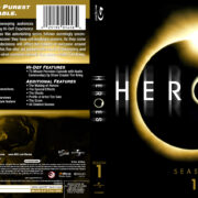 Heroes: Season 1 (2006) R1 Blu-Ray Cover