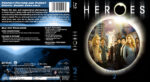 Heroes: Season 2 (2007) R1 Blu-Ray Cover