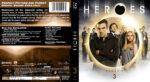 Heroes: Season 3 (2008-09) R1 Blu-Ray Cover