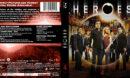 Heroes: Season 4 (2010) R1 Blu-Ray Cover