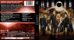 Heroes: Season 4 (2010) R1 Blu-Ray Cover
