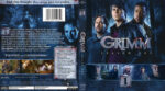 Grimm: Season 1 (2011) R1 Blu-Ray Cover