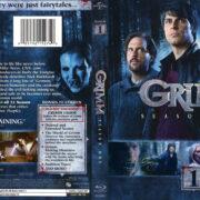 Grimm: Season 1 (2011) R1 Blu-Ray Cover