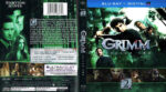 Grimm: Season 2 (2012) R1 Blu-Ray Cover