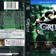 Grimm: Season 2 (2012) R1 Blu-Ray Cover