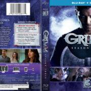 Grimm: Season 3 (2013) R1 Blu-Ray Cover