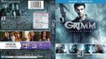 Grimm: Season 4 (2014) R1 Blu-Ray Cover