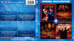 Dusk Till Dawn: Trilogy (1996-2000) R1 Blu-Ray Cover