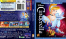 Cinderella: Diamond Edition (1950) R1 Blu-Ray Cover