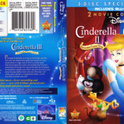 Cinderella: 2-Movie Collection (2002-2007) R1 Blu-Ray Cover