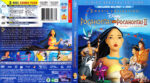 Pocahontas: 2-Movie Collection (1995-1998) R1 Blu-Ray Cover