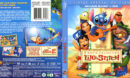 Lilo And Stitch: 2-Movie Collection (2002-2005) R1 Blu-Ray Cover