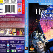 The HunchBack Of Notre Dame: 2-Movie Collection (1999-2000) R1 Blu-Ray Cover
