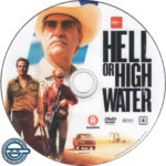 Hell or High Water (2016) R4 DVD Label