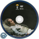 The 9th Life of Louis Drax (2016) R4 DVD Label
